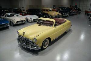 1951 Hudson Hornet Convertible Tribute
