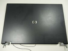 HP Compaq NX9 Series LCD back cover bezel with hinges & inverter  APZKF000C ---