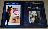 The Red Pony -Vault Series & The Red Mill -Archive Collection DVD