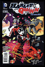 Harley Quinn (2013) #14 1st Print Signed by Timm & Palmiotti Flash 75th Var NM-