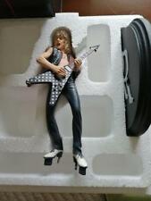 Randy Rhoads II Limited #580-3000 Rock Iconz Statue 8 inch Tall by Knucklebonz