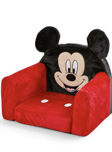 Disney Mickey  Mouse Chair Pet Bed