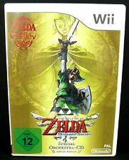Nintendo Wii: Legend of Zelda Skyward Sword Special Editon Kompl. (dt.) - Top!