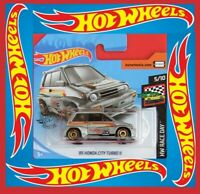 Hot Wheels 2020   ´85 HONDA CITY TURBO II   11/250 NEU&OVP