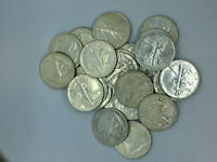 AU Walking Liberty Half Dollars (1916-1947) 90% Silver, Choose How Many