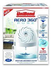 UniBond AERO 360° PURE Moisture Absorber Device System Incl 1 Refill