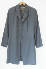 Amanda Smith Stretch Suit coat Rayon/Poly Gray Size 10P