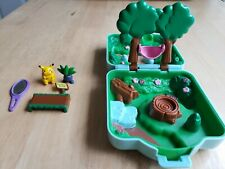 Tomy Pokemon House FOREST ADVENTURE Mini Playset Polly Pocket Monsters Pikachu