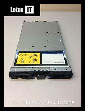 IBM HS22 Blade Server 2x L5530 2.40GHz QC 48GB RAM 7870-L3M