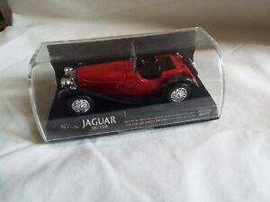 JAGUAR SS-100 DIECAST MODEL CAR
