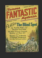 Famous Fantastic Mysteries Pulp - March 1940
