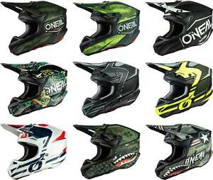 O'Neal 5 Series Helmet - MX Motocross Dirt Bike Off-Road MTB ATV Adult Men Women
