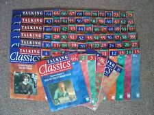 TALKING CLASSICS - COMPLETE SET OF 75 MAGAZINES + 1 SPECIAL + 1 EXTRA + FREE MP3