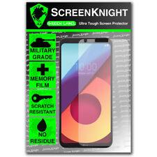 Screenknight LG Q6/M700N Militar Escudo protector de pantalla