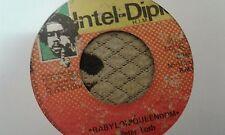 """Peter Tosh , Babylon Queendom , 7"""" Intel Diplo Record Label"""