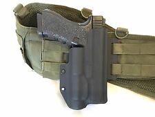 Light Bearing Molle Chest/ Battle Belt/ Vest Holster