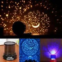 Romantic LED Lights Sky Galaxy Projector Lamp Star Cosmos Master Light