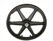 """BMX BICYCLE WHEEL MAG BLACK 20"""" STRONG QUALITY PLASTIC"""
