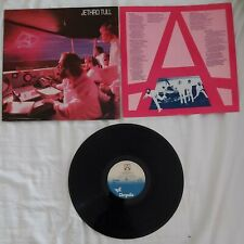 """JETHRO TULL - """"A"""" - UK ISSUE ON CHRYSALIS RECORDS - 1980 - EX.COND"""
