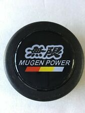 MUGEN CAR HORN BUTTON STEERING WHEEL CENTER CAP #1
