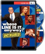 NEW - Whose Line Is It Anyway: Season 1, Vol 2