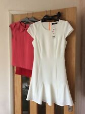 Off white dress size 6 jane Norman brand new