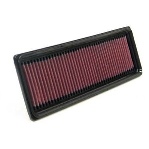 K&N Filters 33-2847 Citroen C3 1.4L-I4(Dsl)  2002 Replacement Air Filter