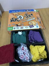 Nab-It Family Word Game by Hasbro Gaming 2009 VGC