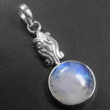Handmade Moonstone Pendant Fine Necklaces & Pendants