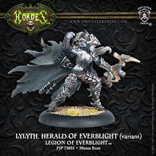 Warmachine Hordes BNIB - Legion of Everblight Lylyth Herald (Alt)