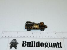 1983 Hot Wheels Speed Seeker Black Gold Spot Car Diecast Toy