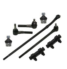 8 Pc Suspension Kit for Ford Bronco F-100 F-150 F-250 F-350 Tie Rods Ball Joints