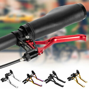 1 Paar MTB Fahrrad BMX Mountainbike Bremshebel V-Bremsen Griffgetriebe Set
