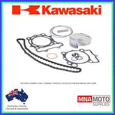 KAWASAKI KX450F TOP END ENGINE PARTS REBUILD KIT 2006 - 2008  inc cam chain