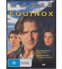 EQUINOX -  Matthew Modine, Lara Flynn Boyle, DVD R4 🇦🇺Brand New Sealed