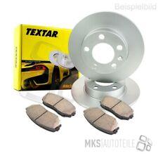 Front Vented Brake Discs Fits Hyundai Elantra 1.6 Saloon 2000-06 107HP 280mm