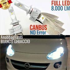 Kit Lampade Luci FULL LED OPEL ADAM S SPORT H7 6500K CANBUS fari fanali tuning