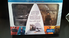 STAR TREK INTO DARKNESS Villain Ship USS VENGEANCE BluRay DVD Digital Hot Wheels