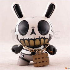 Kidrobot Dunny 2007 series 4 Mad bling chain 3-inch vinyl figure - loose