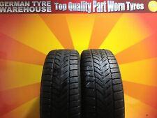 205 55 16 Platin RP50 Winter 2055516  Part Worn WINTER Tyres x2