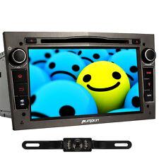 "CAMERA+7"" 2Din Autoradio DVD GPS Navigazione Per OPEL Corsa Vectra Antara Zafira"