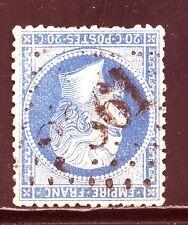 FRANCE 22 GC 2361 MILLY, SEINE-et-OISE, cachet lisible, VARIETE. Indice 4