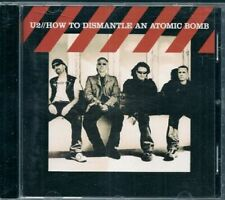 CD de musique en album U2