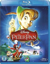 PETER PAN [Blu-ray Disc] Classic Disney Animated Movie OOP in US Tinkerbell