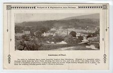 More details for gatehouse of fleet: portpatrick & wigtownshire joint railway postcard (c14286)