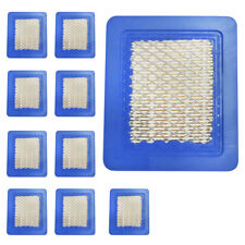 Air Filter Pack Of 10 Fits Briggs & Stratton Quantum Engine