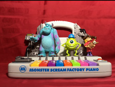 "Monsters Inc. Monster Scream Factory Piano By TIGER ""RARE"""
