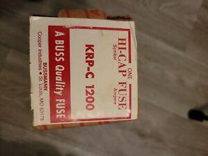 Hi-Cap Fuse KRP-C 1200 lass L 600v 9143.