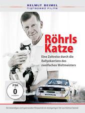 Walter Röhrl Rallye-Karriere DVD (Quattro Porsche Monte Carlo Pikes Peak Katze)