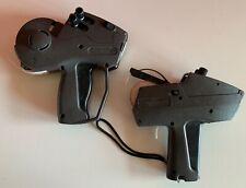 Lot Of 2 Monarch Paxar Pricing Guns Model 1136 & 1115